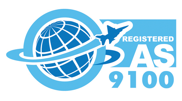 Registered AS 9100