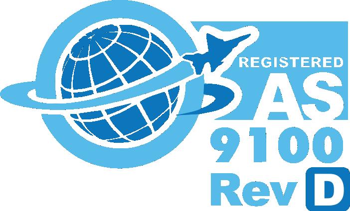 Registered AS 9100 Rev D