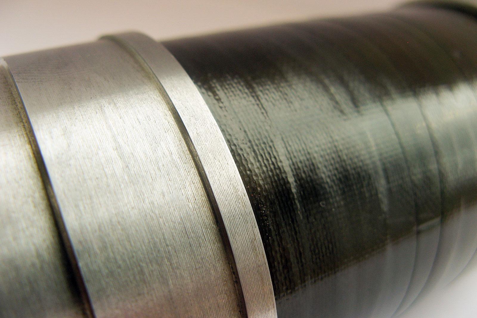 Wraptite Carbon Fibre Encapsulation