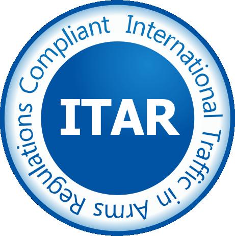 International Traffic in Arms Regulation Compliant