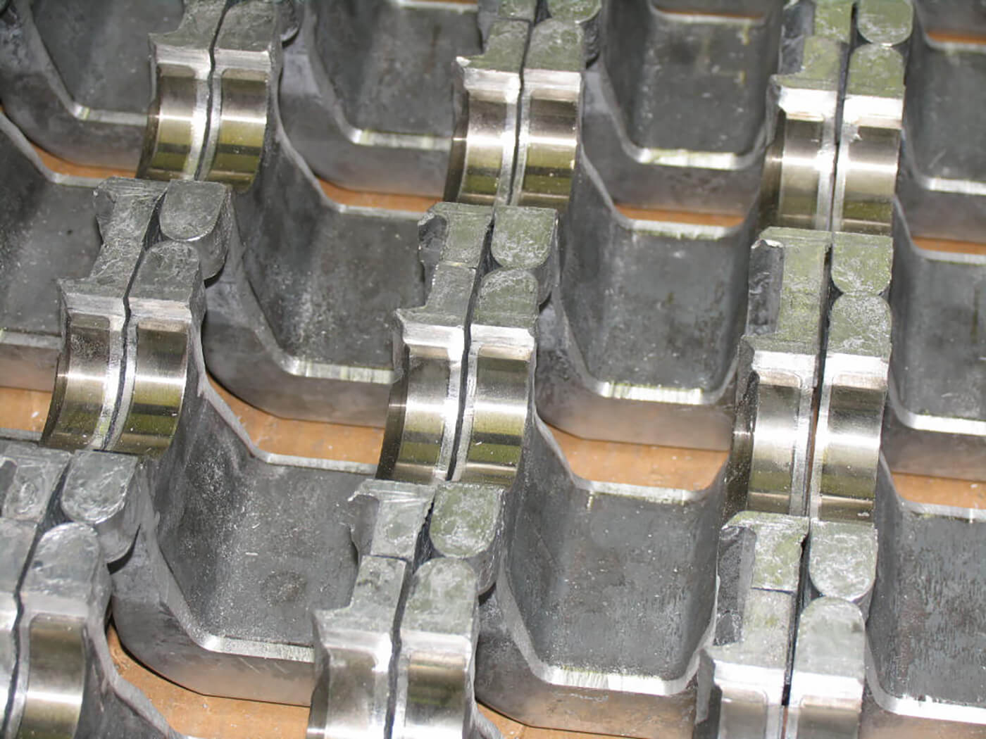 Magnet Production and Fabrication