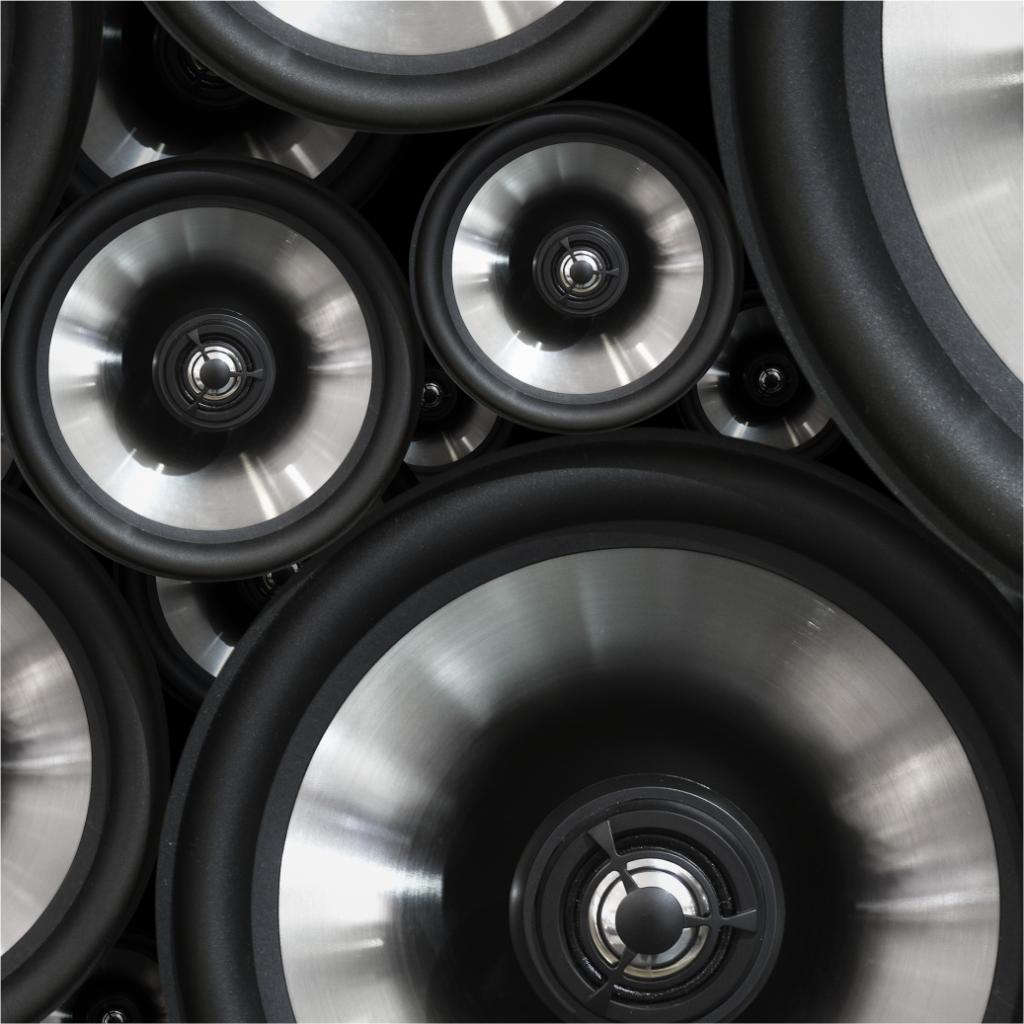 speaker domes