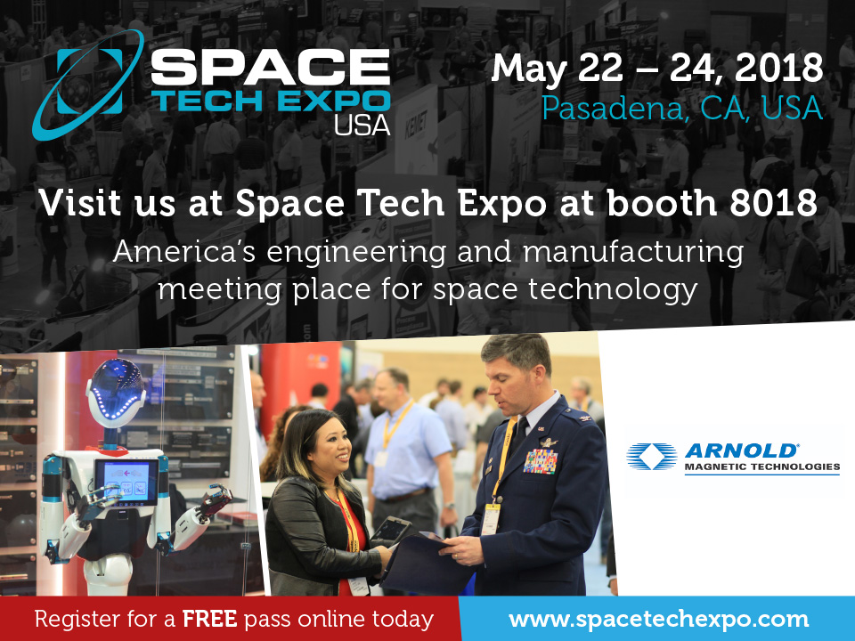 SpaceTech Expo is around the corner – See you there!